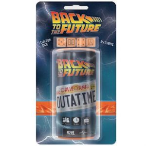 Back to the Future : Outatime Dice Game